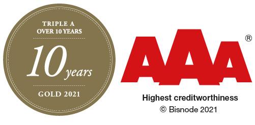 AAA guld 2021