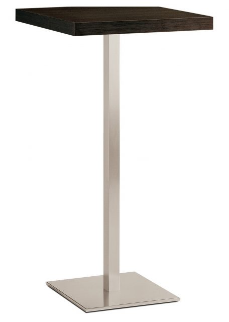 Inox 4406 søjlestel i ståhøjde