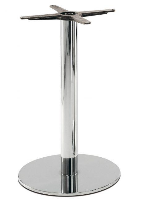Inox 4411 søjlestel i blank