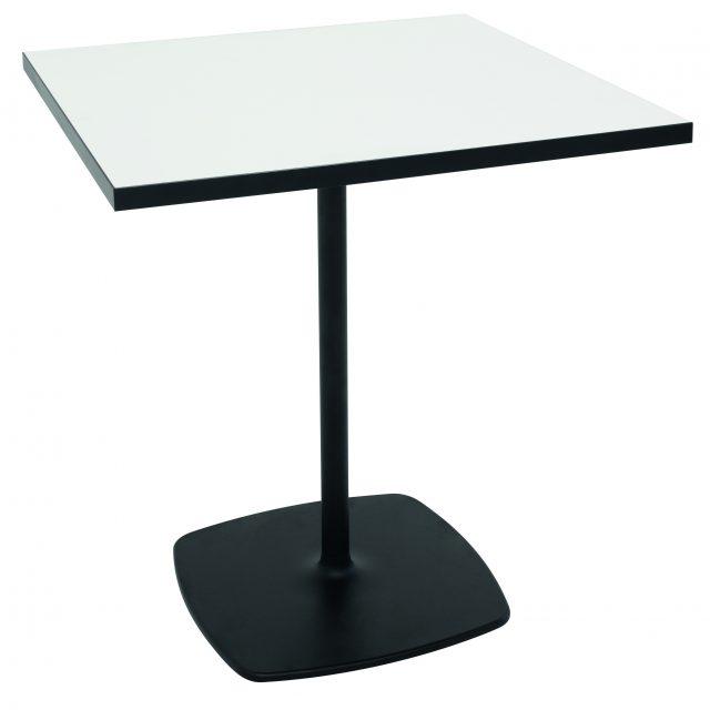 Café bord med Stylus søjle