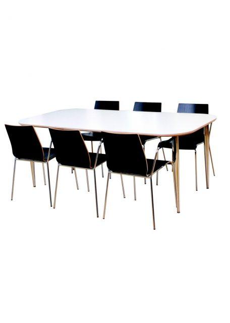 Udtræksbord med Spela arm
