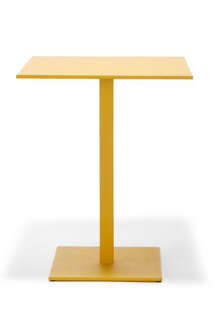 Inox 4402 søjlestel i gul