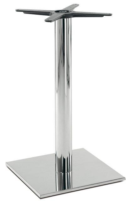 Inox 4424 søjlestel i ståhøjde