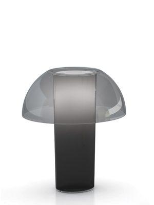 sort lampe