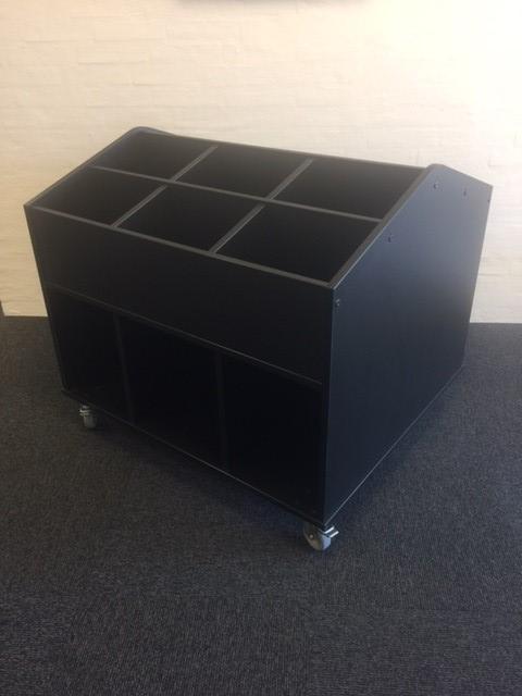 5510 bogkrybbe i sort