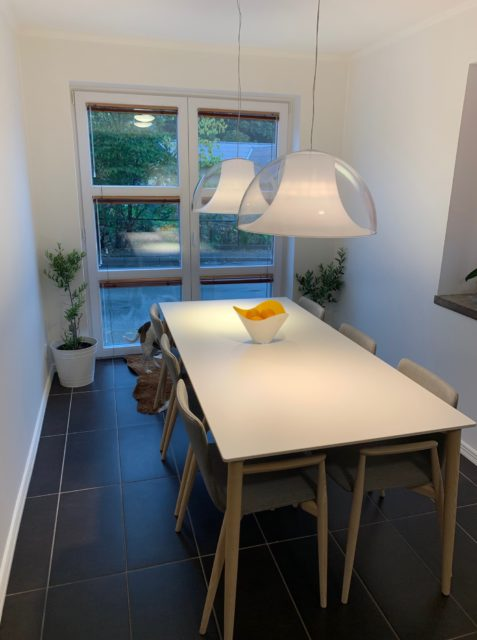 Malmö bord og stole
