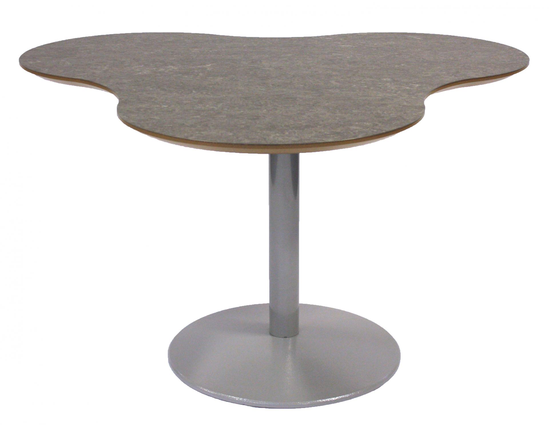 Kløverbord med linoleumsplade