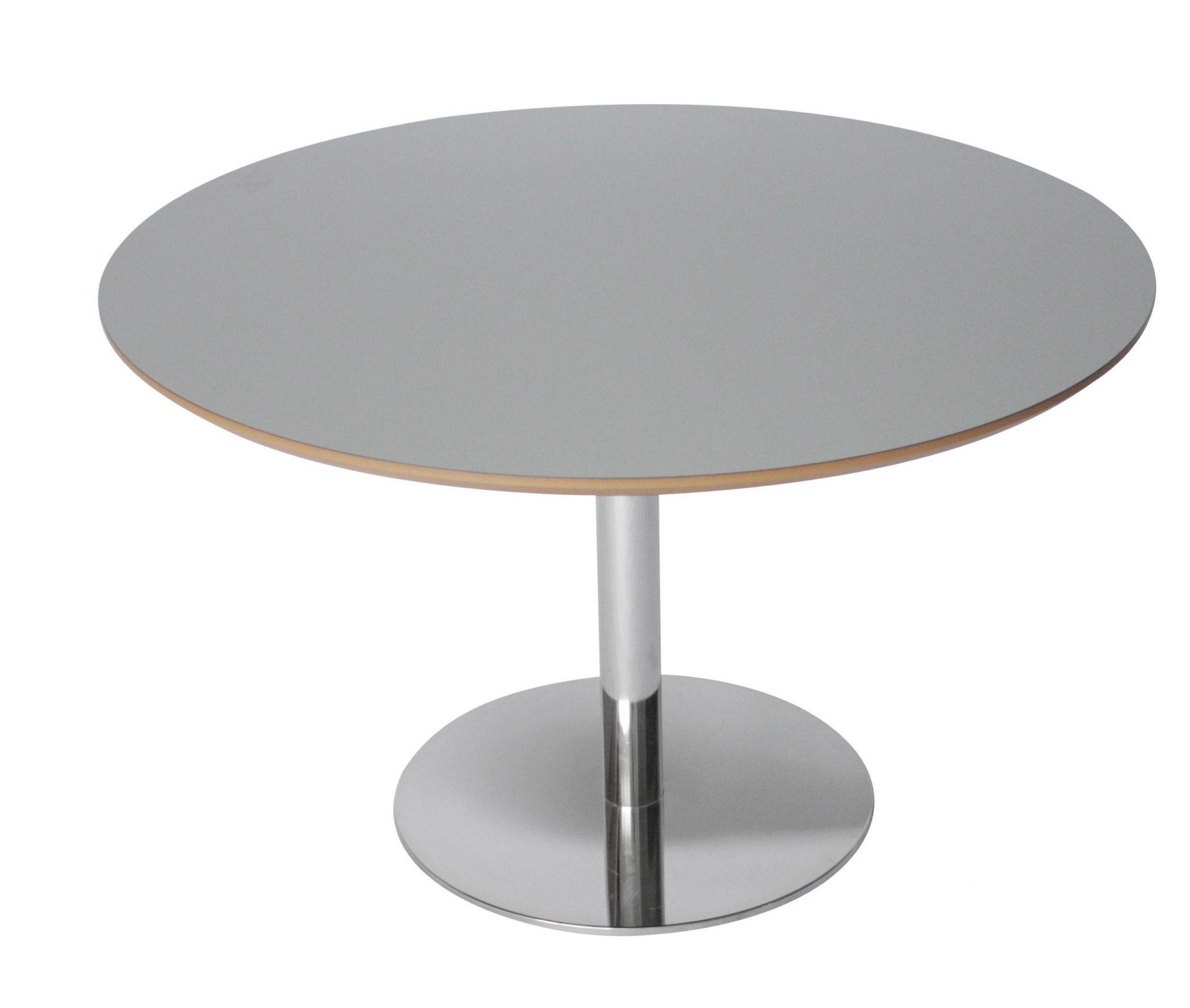 Sofabord med søjlestel