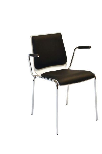 Spela brikpolstret sæde og ryg