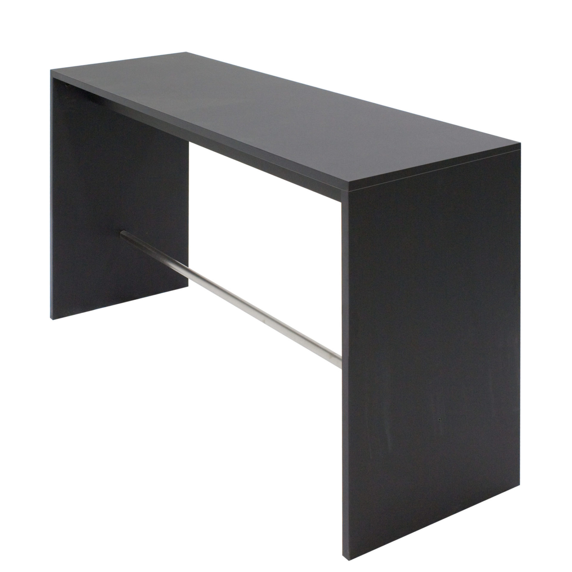 Højbord i sort - kan laves i størrelse efter ønske