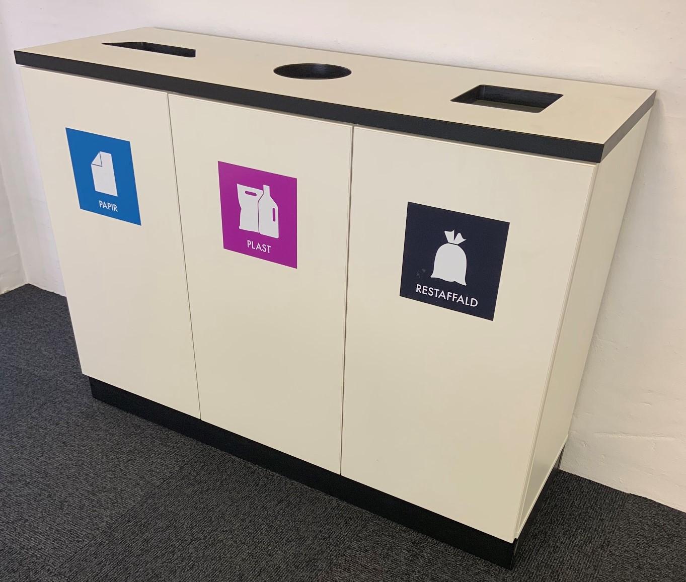 kildesortering affaldssortering